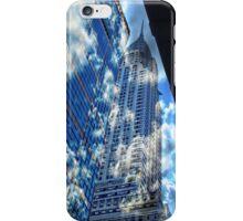 chrysler clouds iPhone Case/Skin