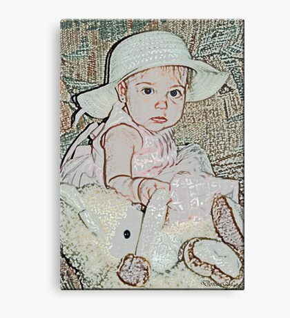 Baby Doll... Canvas Print