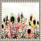 Burberry Daisies by Darlene Lankford Honeycutt