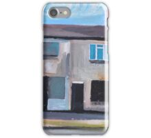 Hull, Empty Houses iPhone Case/Skin