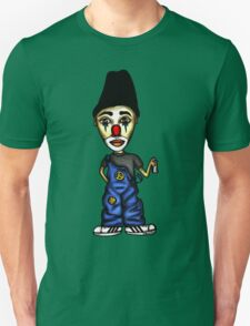 Graffiti Clown Unisex T-Shirt