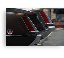 Cars 2 Canvas Print