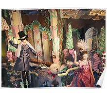 Lord & Taylor Holiday Windows, New York City Poster