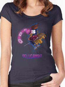 BeluGambit  Women's Fitted Scoop T-Shirt