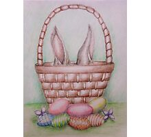 happy easter day! Photographic Print