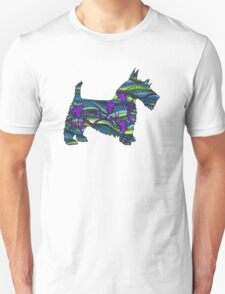 Thistle the Scottish Terrier Unisex T-Shirt