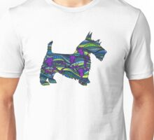 Thistle the Scottish Terrier Unisex T-Shirt