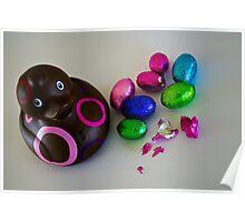 Easter Duckee...nom! nom! nom! Poster