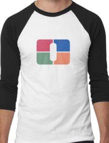 Channel O Men's Baseball ¾ T-Shirt
