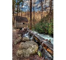 Tub Mill Photographic Print