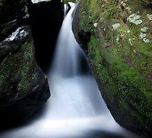 Waterfall by Josh Wyatt