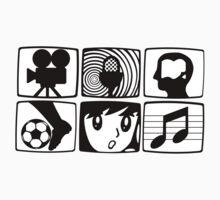 VHS One Piece - Short Sleeve