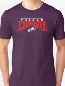 Palace Explosive Video Unisex T-Shirt