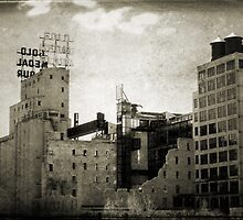Mill City Ruins by KBritt