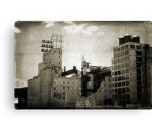Mill City Ruins Canvas Print