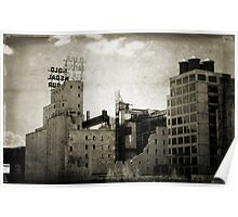 Mill City Ruins Poster