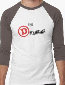 The D Generation Men's Baseball ¾ T-Shirt