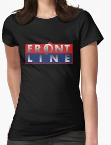 Frontline Womens Fitted T-Shirt