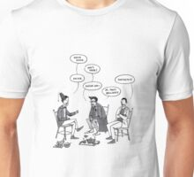 Doctor Who knock knock joke Unisex T-Shirt