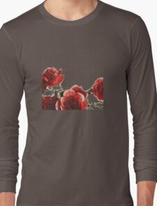 Love Petals Long Sleeve T-Shirt