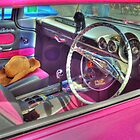 Chevvy Interior, Nostalgia Festival, NSW by PollyBrown