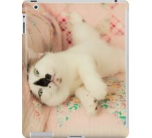 YOU LOVE ME DON'T YOU iPad Case/Skin