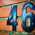 Number 46 by onehappycamper