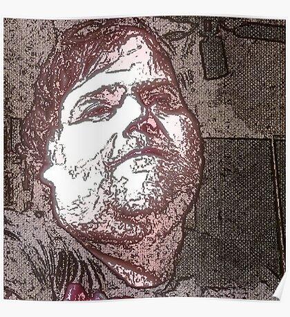 Self Portrait 4-24-11 Poster