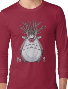 Deer God Totoro Long Sleeve T-Shirt