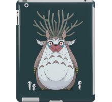Deer God Totoro iPad Case/Skin