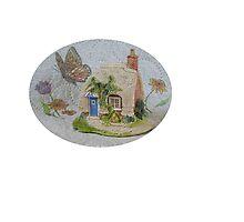 Miniature Cottage #2 Photographic Print