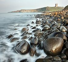 Dunstanburgh Castle by SteveMG