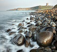 Dunstanburgh Castle by SteveMG
