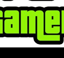 Supreme Gamer (Green) Sticker