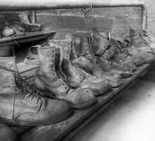 These Boots Weren't Made For Walking by Sharon Batdorf