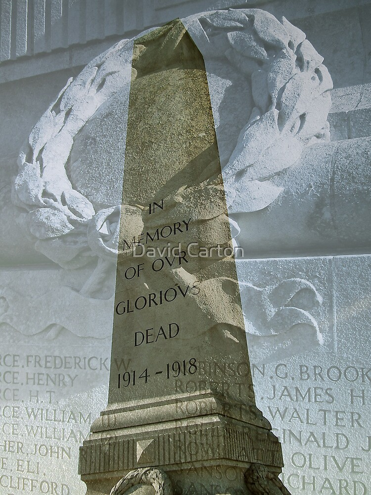 Verne, Cenotaph, Portland, Dorset, UK by buttonpresser