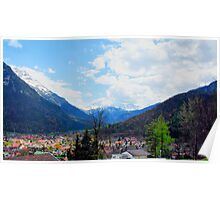 Mittenwald. Germany. Poster