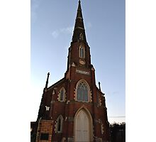 1860 AD-The Church-Stawell Photographic Print
