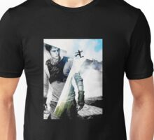 the maze runner freaking out Unisex T-Shirt
