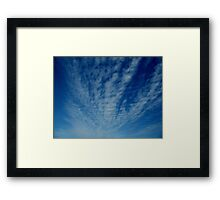 Skyscape 5 Framed Print