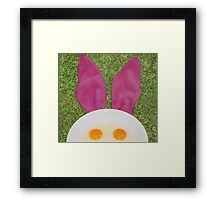 Easter Eggs! Framed Print