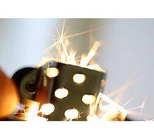 Lighter. Photographic Print