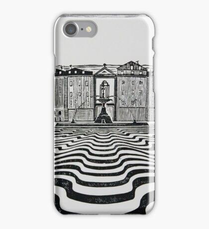 Lisbon lines iPhone Case/Skin