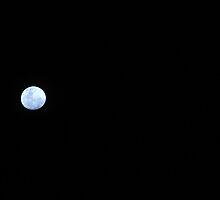 Blue moon by iamYUAN
