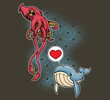 SUSHI... LOVE. Unisex T-Shirt