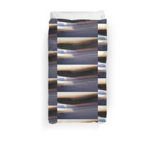 EVENING TRAFFIC Duvet Cover