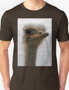 I do not bury my head in the sand! Unisex T-Shirt