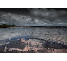stormy earth.. Photographic Print