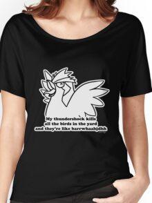 Pokemon - Thundershock Women's Relaxed Fit T-Shirt