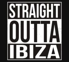 Straight Outta Ibiza by fysham